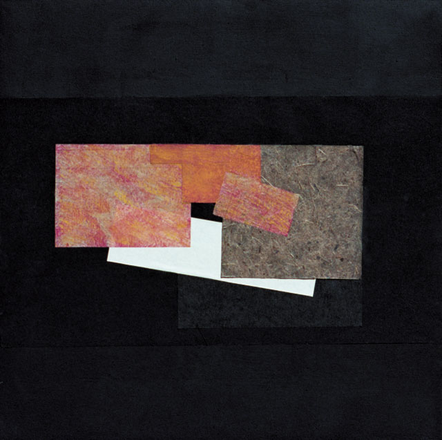 Contrepoint-II, 40x40 cm